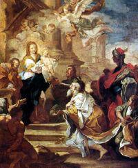 Pokłon Trzech Króli