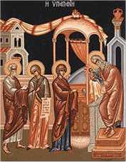 Ofiarowanie Chrystusa w świątyni