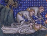 Męczeństwo bł. Piotra z Castelnau