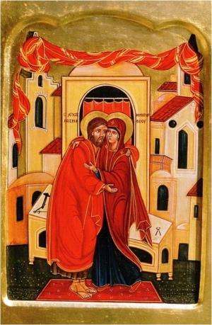 Święty Józef, oblubieniec Maryi