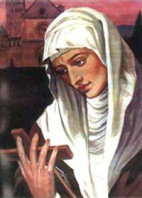 Święta Agnieszka z Asyżu